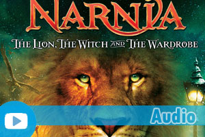 Exercices d'Anglais Gratuits - Quiz - Moyen - Audio - The Chronicles of Narnia - The Lion, the Witch and the Wardrobe