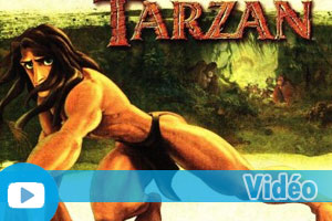 Vidéo - Tarzan Soundtrack - You'll be in my heart by Phil Collins